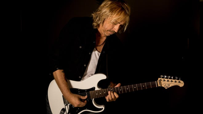 Guitarist Paul Nelson is bringing the Johnny Winter All Star Band through our area for a trio of shows.