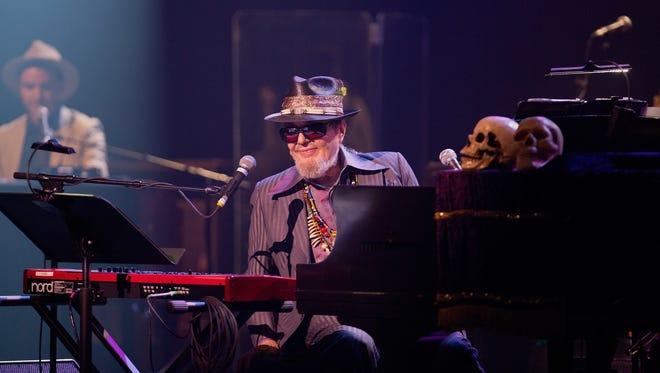 Dr. John performs at the Festival International de Jazz de Montreal on July 3, 2013.