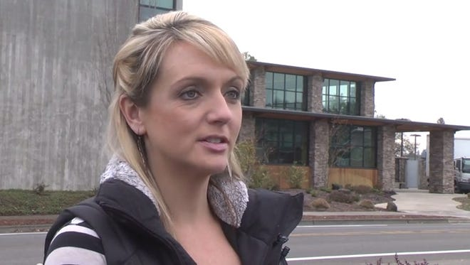 A recent victim of a car break-in shares her story with Salem Police in a YouTube video.