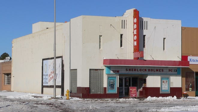 In 2015, the Odeon Theater in Tucumcari obtained $50,000 in LEDA funding to replace its roof.