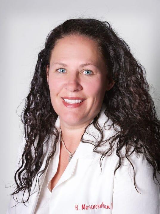 Heather Marancenbaum, M.D.