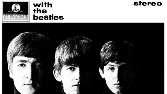 """""""With The Beatles"""" by The Beatles."""