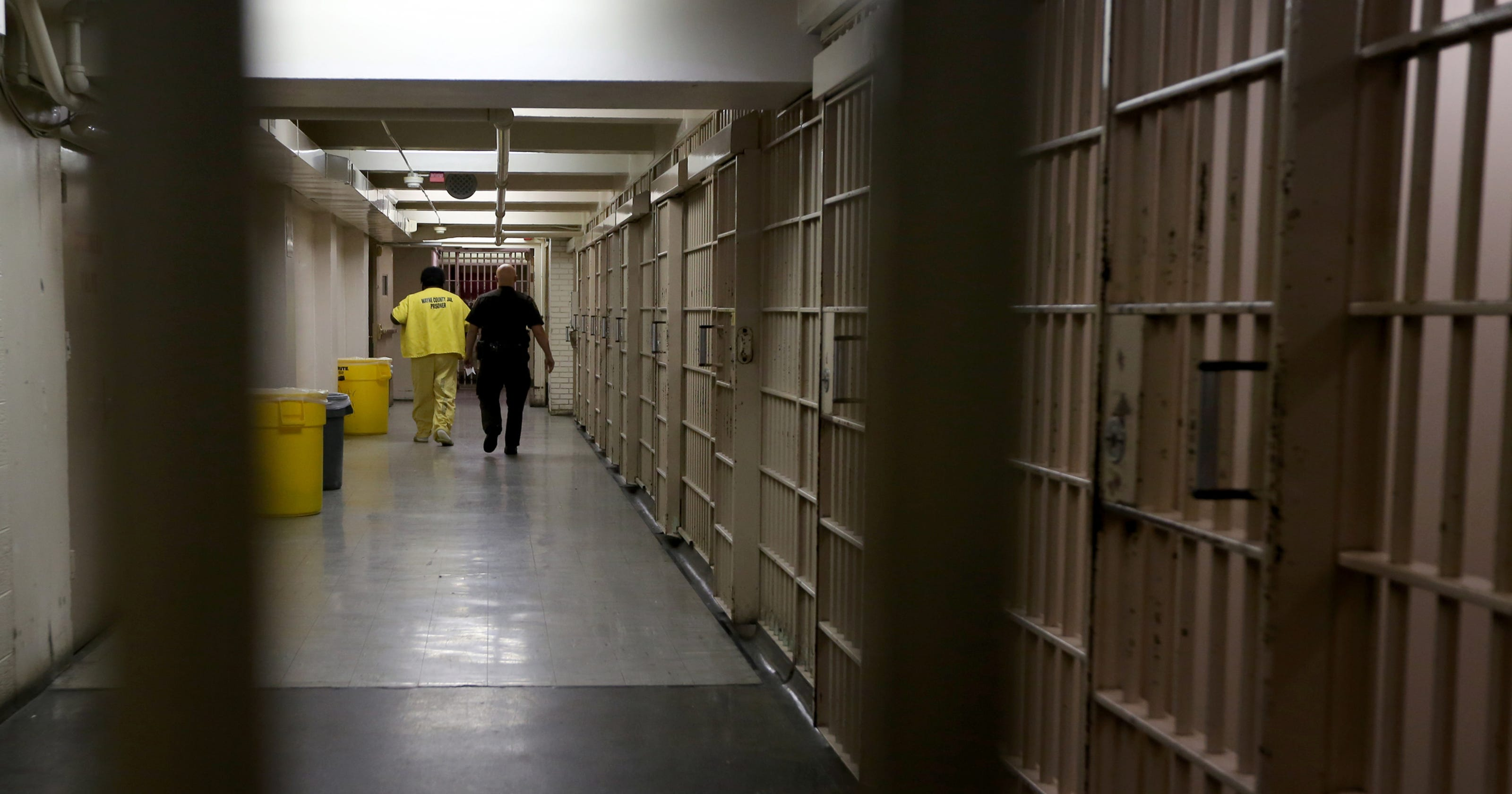 At Outdated Wayne County Jails 4 Suicides In 5 Months Raise Alarm