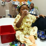 Sewing caps for surgery: URMC needs support for kids