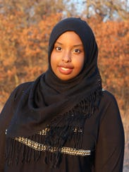 Ekram Ayanle is Youth of the Year from the Southside
