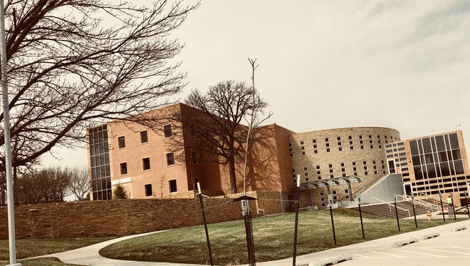 The future location of the Iowa Finance Authority at 1963 Bell Avenue.  New records released this week show the leased site will cost taxpayers nearly $6 million more over 20 years as opposed to renovation of its current state-owned building at 2015 Grand Avenue.