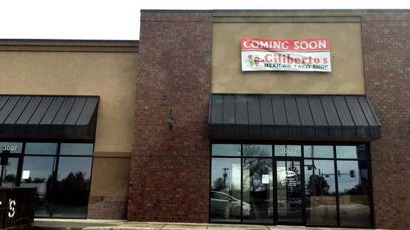 The second location of Giliberto's Mexican Taco Shop at 3603 E. 10th St.
