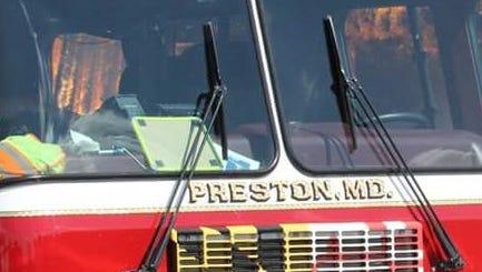 Preston Volunteer Fire Department