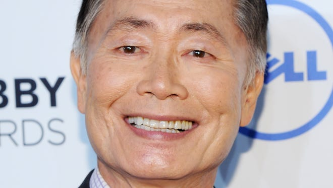 NEW YORK, NY - MAY 19:  Actor George Takei attends the 18th Annual Webby Awards on May 19, 2014 in New York City.