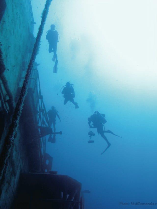 Despite years of warnings, Pensacola divers remain at risk
