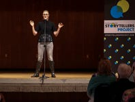 Storytellers: Food and Family Nov. 15