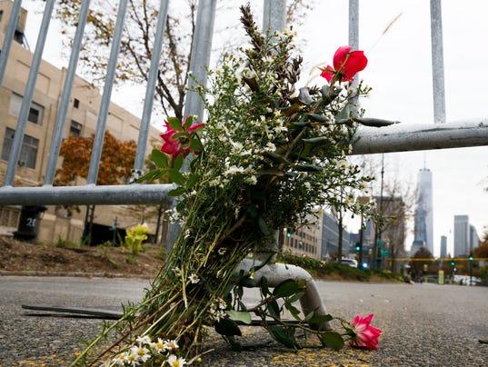 EPA USA NEW YORK TRUCK ATTACK WAR ACTS OF TERROR USA NY