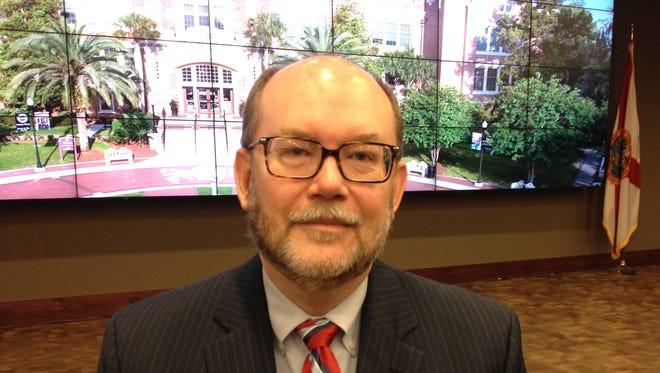 Daniel Reed, provost candidate at FSU