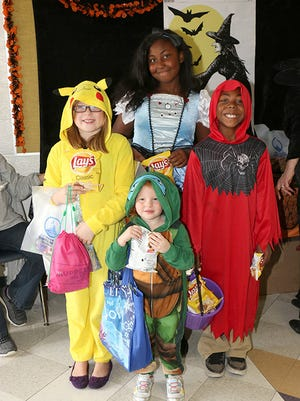 There will be trick or treating at the annual Norwayne Harvest Festival Saturday, so get your costumes ready.
