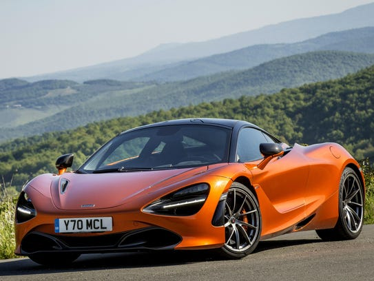 How powerful is the McLaren 720S? The number denotes