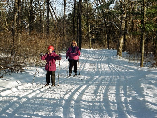 The Green Circle Trail marked its 20th anniversary