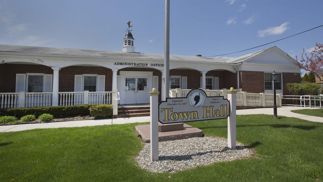 Middletown town hall