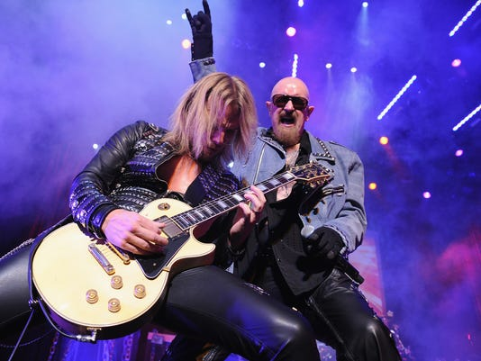 Judas Priest With Special Guests Black Label Society & Thin Lizzy In Concert