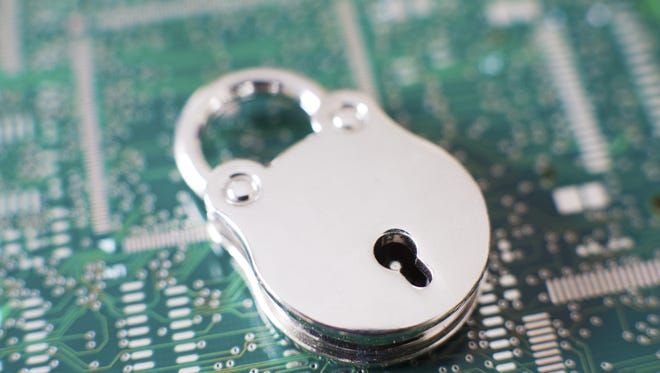 Hackers look for vulnerable systems.