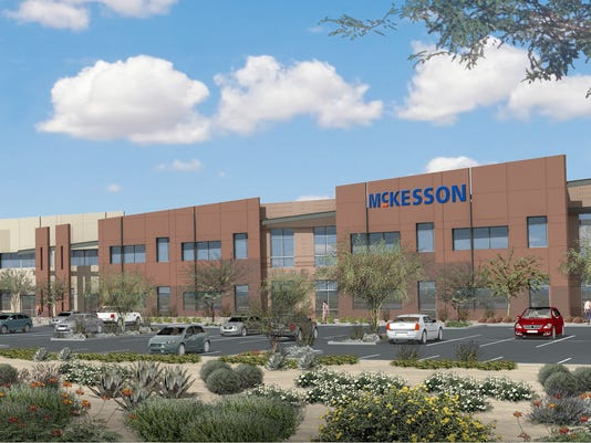 McKesson rendering