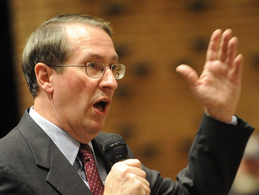 (GOOD) Goodlatte's Town Hall Meeting
