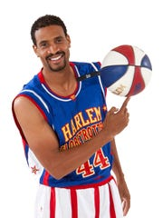 Wun-The-Shot-Versher of the Harlem Globetrotters