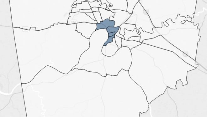 Clarksville Opportunity Zones