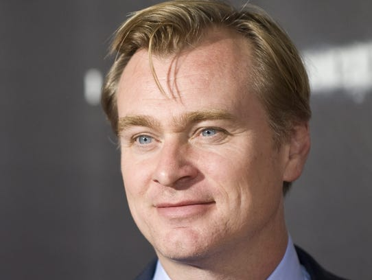 British director Chris Nolan attends the premiere of