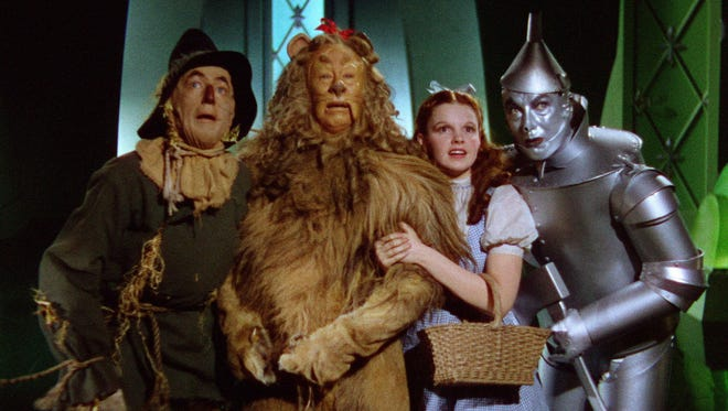 The story of Dorothy Gale (Judy Garland) landing in the magical land of Oz has stood the test of time as one of the most-beloved fantasy films ever.