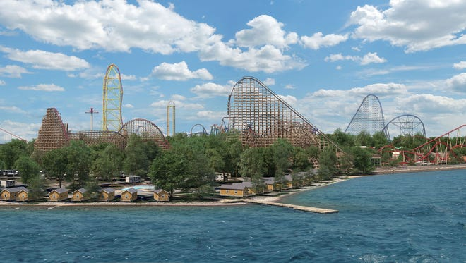 Brew and BBQ will be at Cedar Point from June 8 to July 1. For more information, visit cedarpoint.com/events.