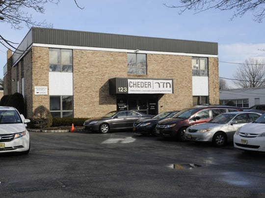 The Clifton Cheder is currently housed in this building on Industrial East in Clifton's Allwood Section. Residents are concerned the proposed school's maximum enrollment of 305 students would create traffic and pedestrian safety issues.