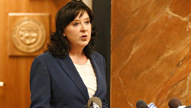 Arizona Secretary of State Michele Reagan