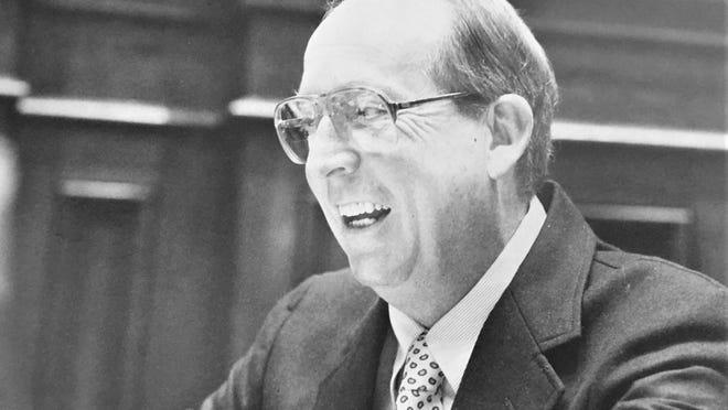 Former lawmaker and civic leader Tom Allgood.