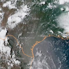 Out of Africa: Dust from the Sahara Desert adding to heat misery in Texas this week