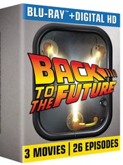 """""""Back to the Future: The Complete Adventures"""" arrives Oct. 20."""