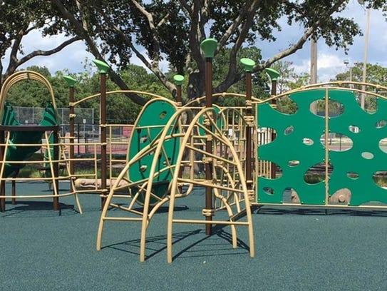 Bonita Springs Community Park has new children's playground
