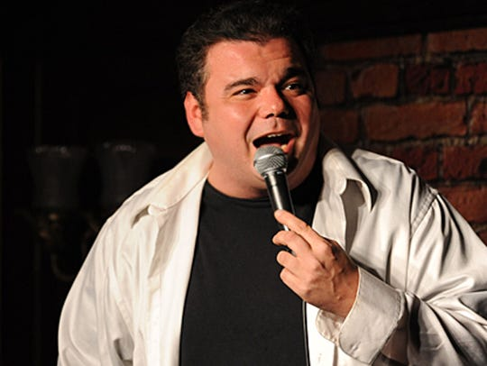 Brian Scolaro performs April 12-15 at the Silver Legacy's Laugh Factory.