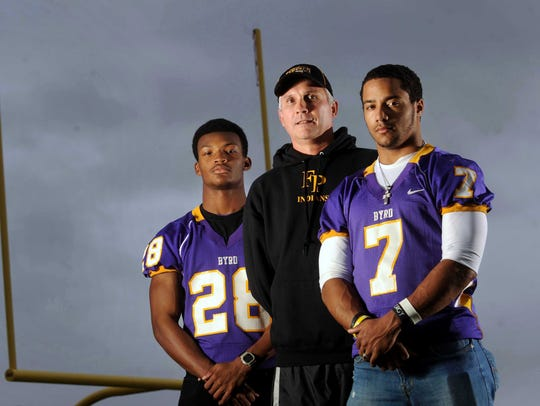 2011 All-City football members include:  Defensive