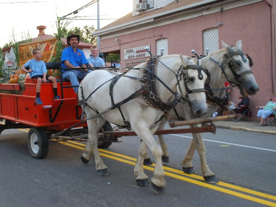 The Alexandria Fair and Horse Show starts with a parade on Aug. 27.