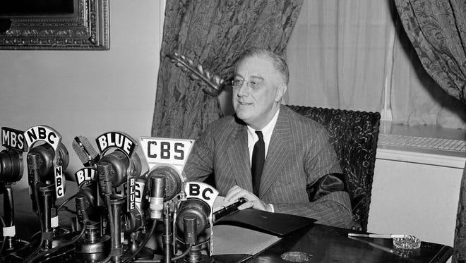 Ia President Franklin D. Roosevelt Doug Ducey's secret hero?