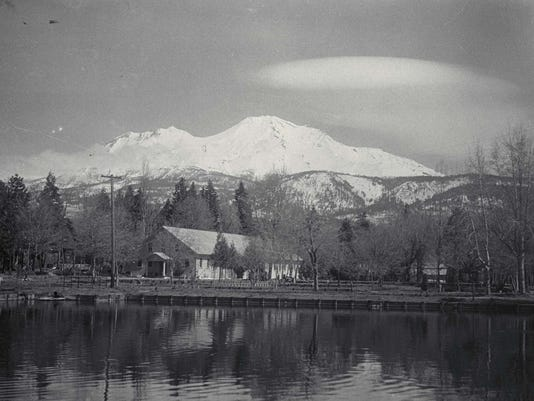 Mt. Shasta Fish Hatchery cir. 1920