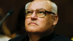 Priest to get new attorneys; embezzlement trial pushed back to 2019