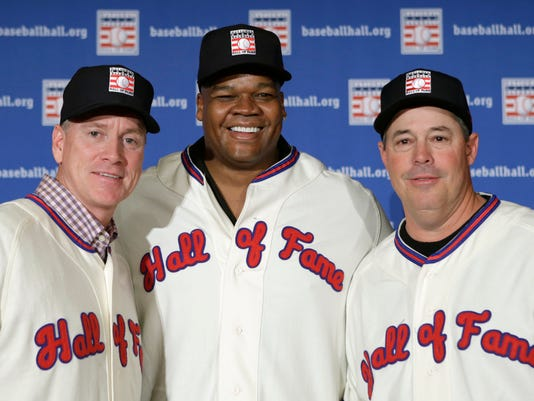 Hall of Fame Inductions Players Baseball