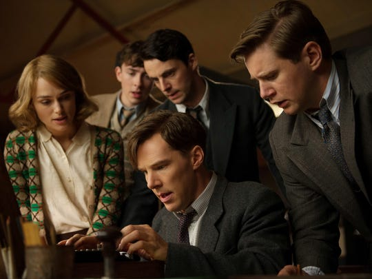 """The Imitation Game"" is based on Alan Turing — the British mathematician who broke German codes in World War II."
