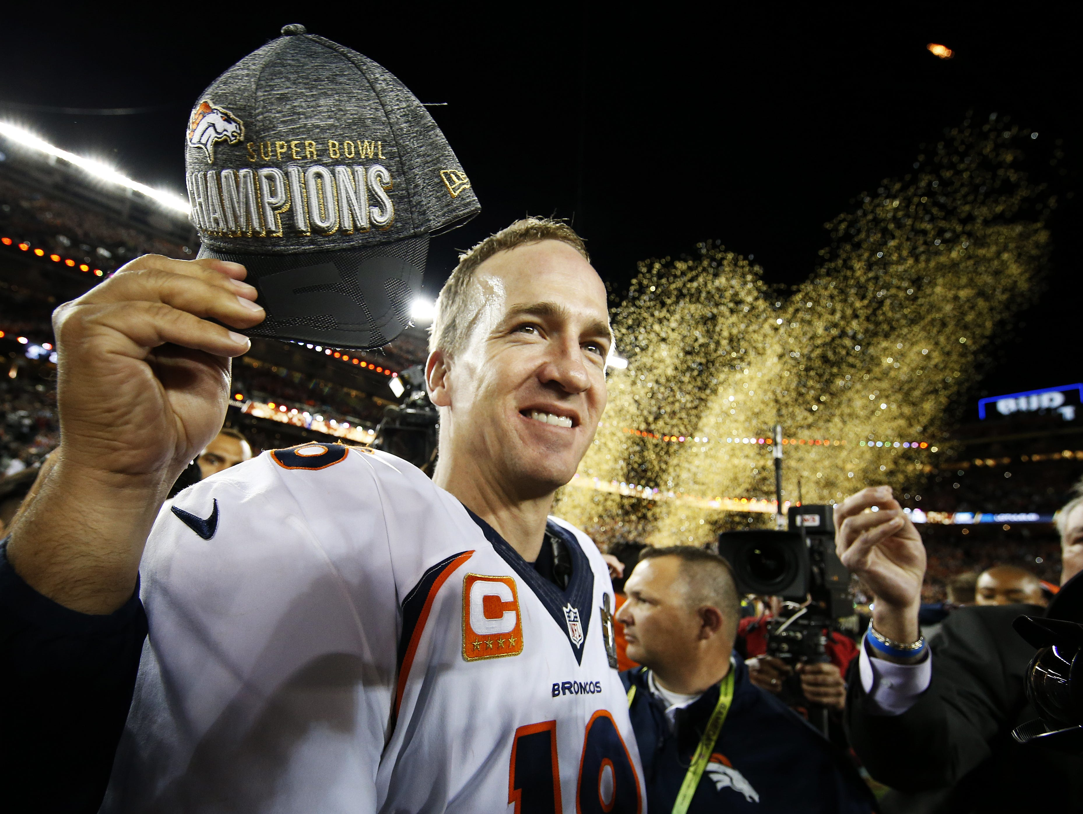 Enter for your chance to meet Peyton Manning at The Daily Advertiser Sports Awards! 3/1-4/16