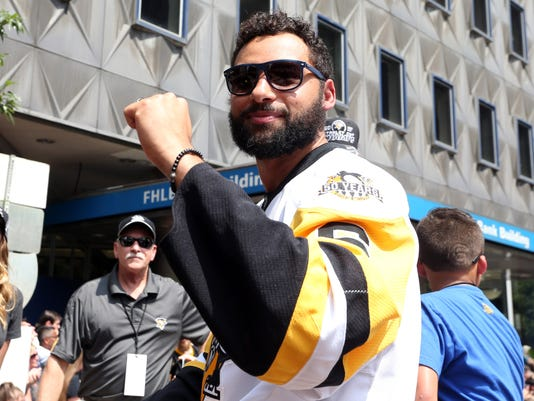 NHL: Pittsburgh Penguins-Championshp Parade