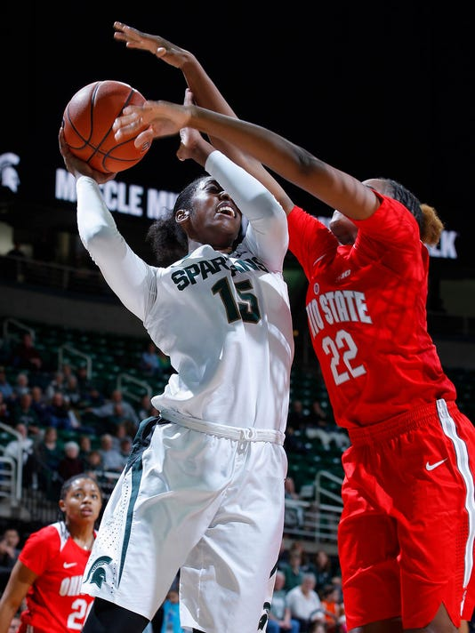 MSU vs Ohio State Women's Basketball