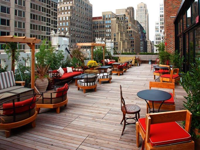 America S Rooftop Bars