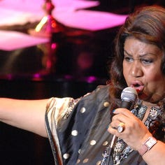 When Aretha Franklin performed in Wausau: Photos, story from Queen of Soul's 2007 show