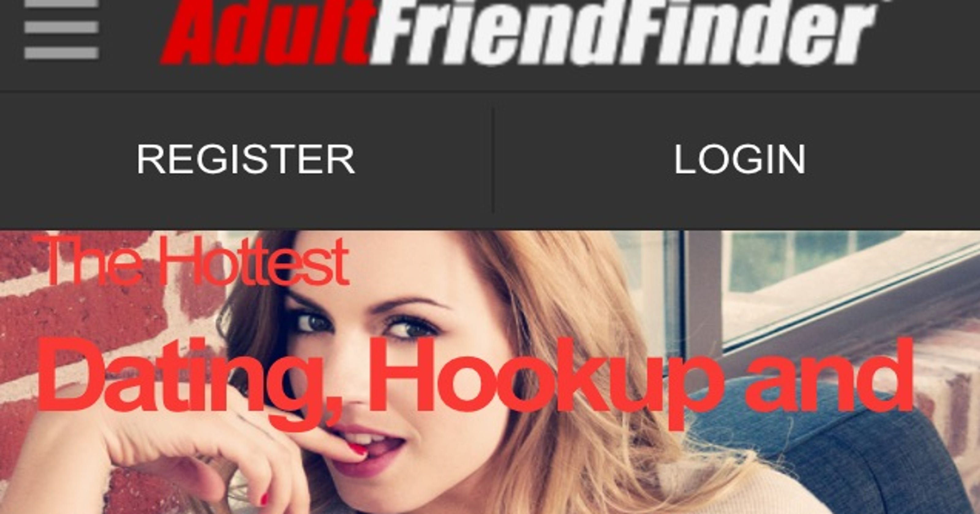 Adult friendfinder login